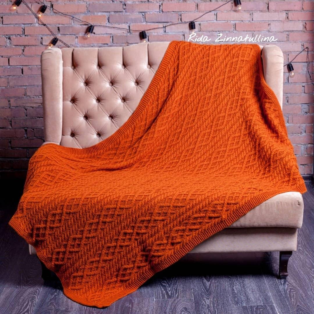 macio-iniciante-crochet-cobertor-padrao